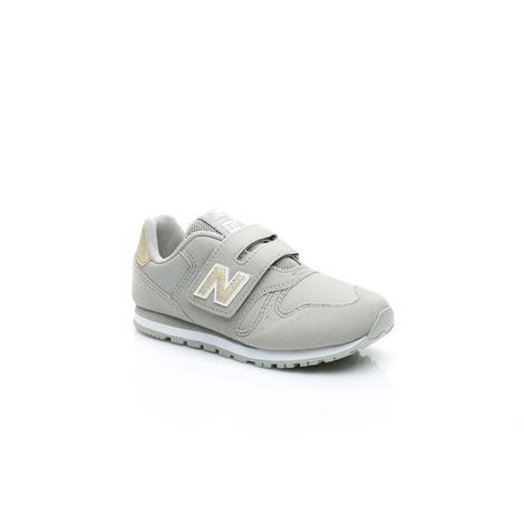New Balance KV373 Unisex Çocuk Gri Sneaker