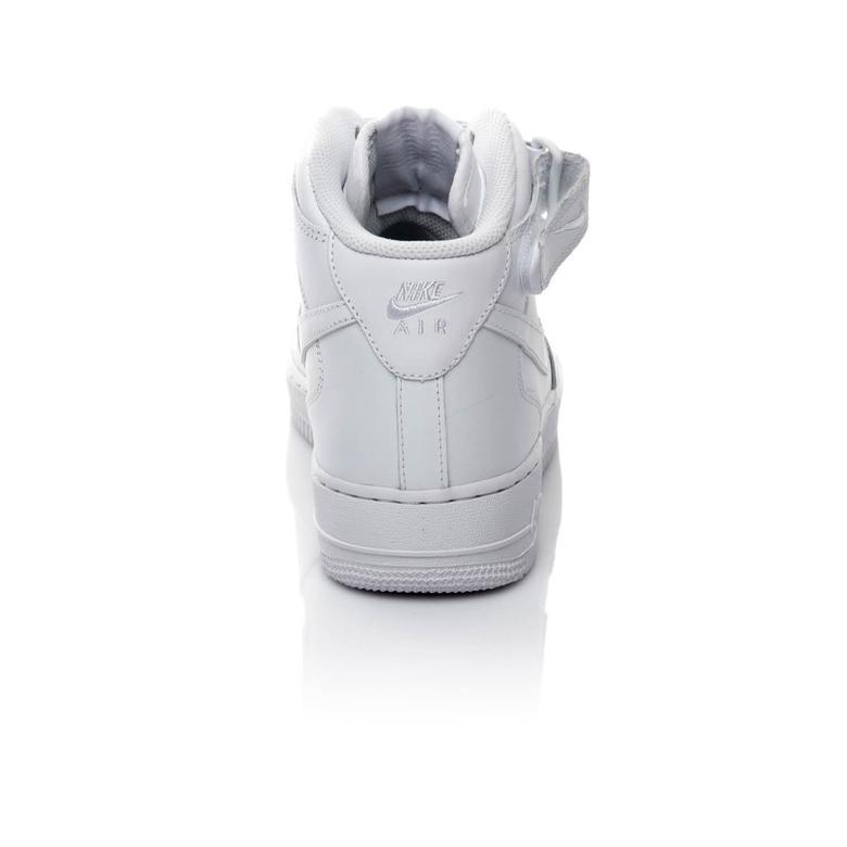 Nike Air Force 1 Mid '07 Kadın Beyaz Sneaker