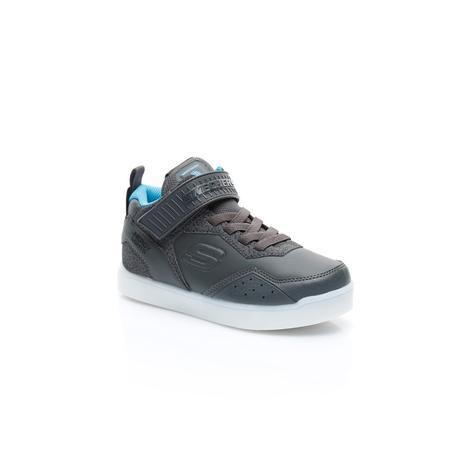 Skechers Energy Lights Çocuk Siyah Spor Ayakkabı