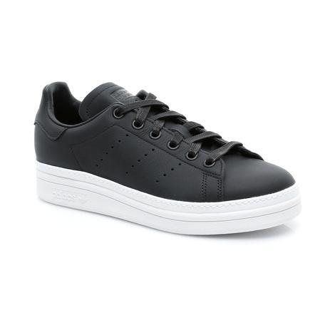 adidas Stan Smith New Bold Kadın Siyah Spor Ayakkabı