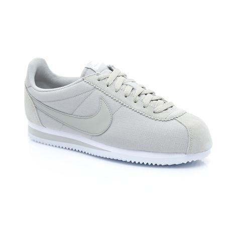 Nike Classic Cortez Nylon Erkek Gri Spor Ayakkabı