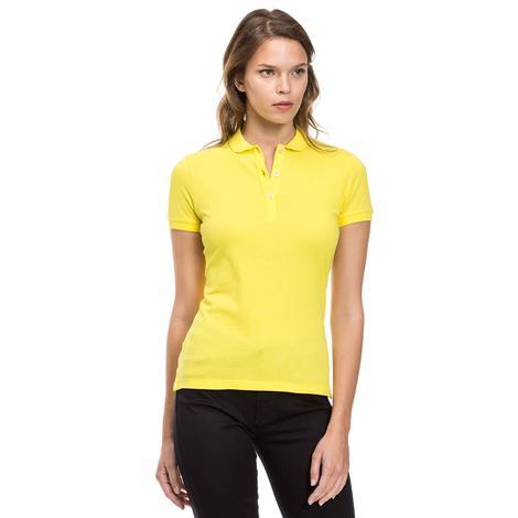 Nautica Kadın Sarı Polo