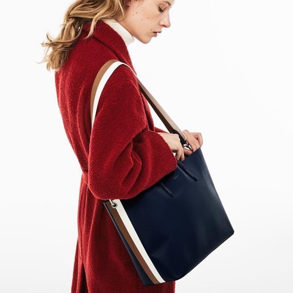 Lacoste Daily Classic Kadın Lacivert Çanta
