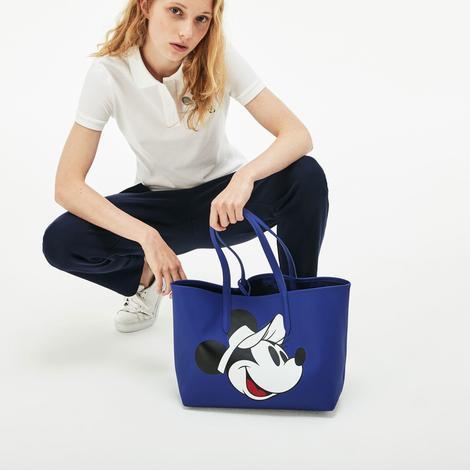 Lacoste NF2625XM Anna Disney Kadın Mavi Çanta