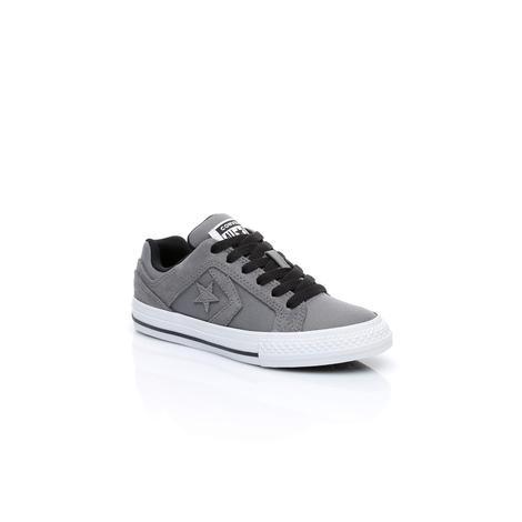 Converse El Distrito Çocuk Gri Sneaker