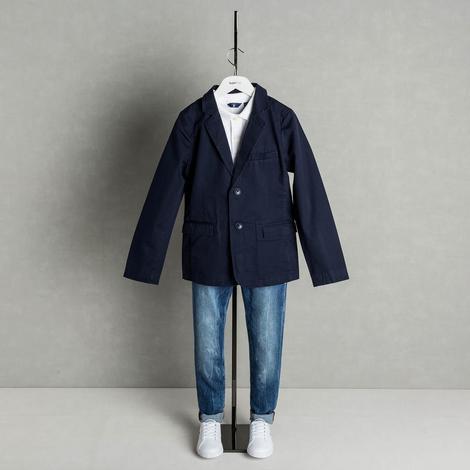 Gant Çocuk Mavi Ceket