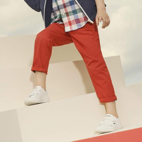 Lacoste Çocuk Kırmızı Pantolon