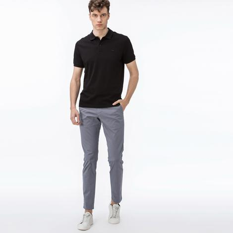 Lacoste Erkek Slim Fit Gri Pantolon