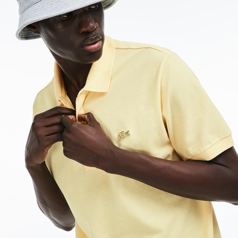 Lacoste Riviera Erkek Sarı Polo