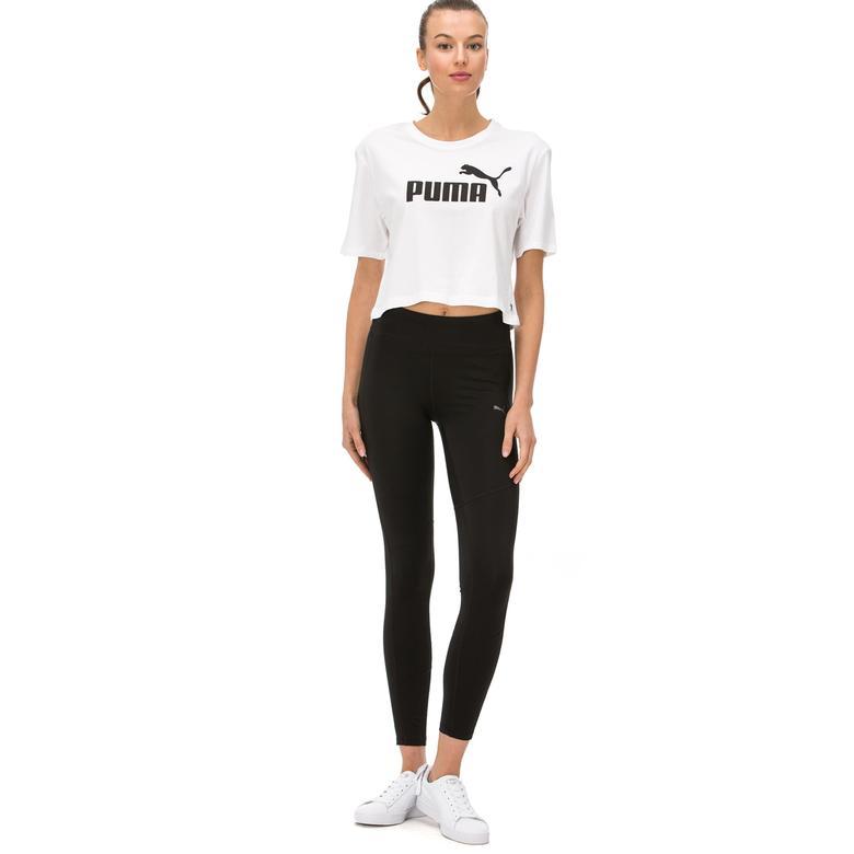Puma Always On Solid 7 8 Tight Kadın Siyah Tayt