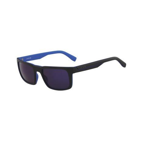 Lacoste Unisex Siyah-Mavi Gözlük