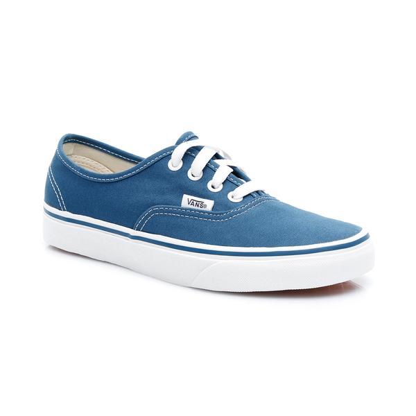 Vans Authentic Unisex Mavi Sneaker