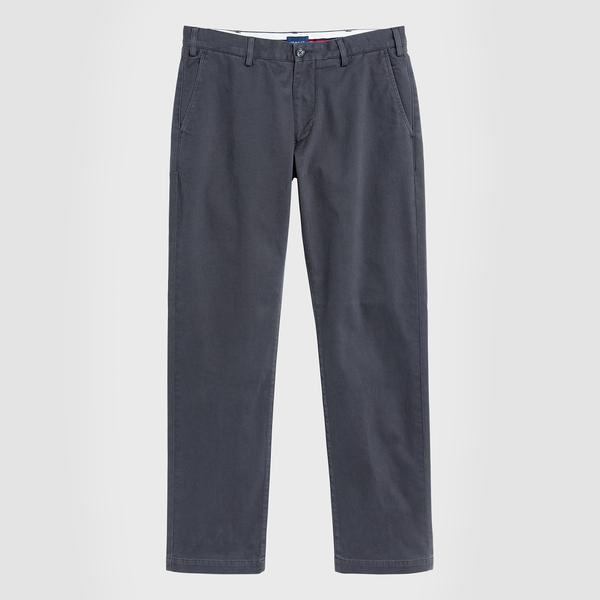 Comfort Super Chinos Erkek Gri Regular Pantolon