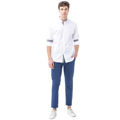 Nautica Erkek Mavi Chino Pantolon