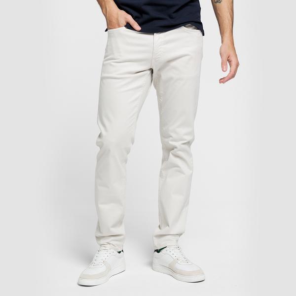 GANT Erkek Beyaz Denim Pantolon