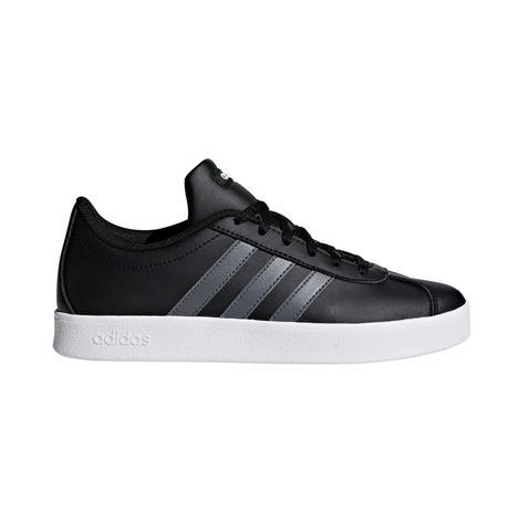 adidas Tennis VL Court 2.0 Kadın Siyah Spor Ayakkabı