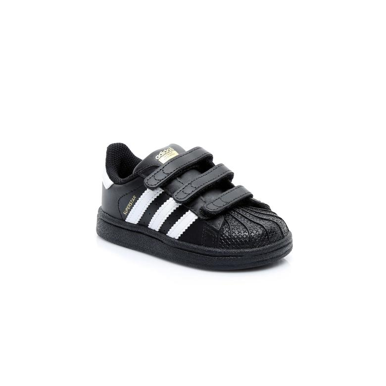 adidas Originals Superstar Çocuk Siyah Spor Ayakkabı