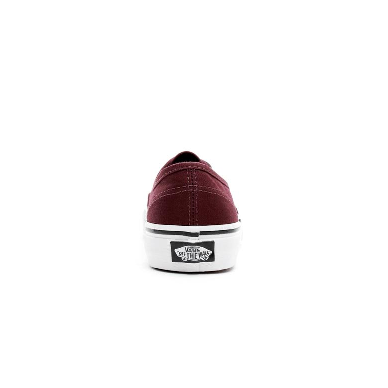 Vans Authentic Bordo Unisex Sneaker