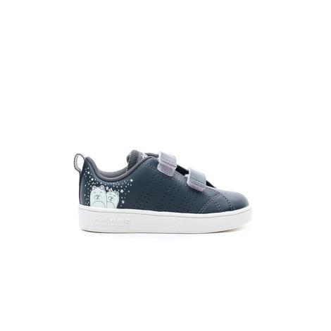 adidas Tennis Vs Advantage Çocuk Gri Sneaker