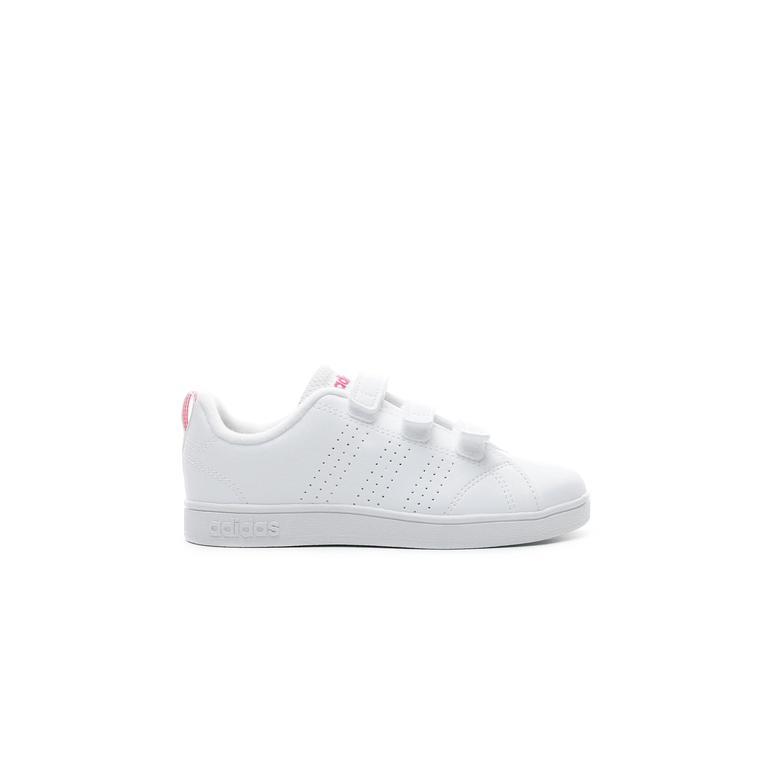 adidas Tennis Vs Advantage Çocuk Beyaz Spor Ayakkabı