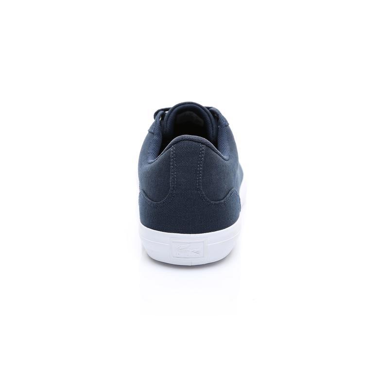 Lacoste Lerond BL 2 Erkek Lacivert Casual Ayakkabı