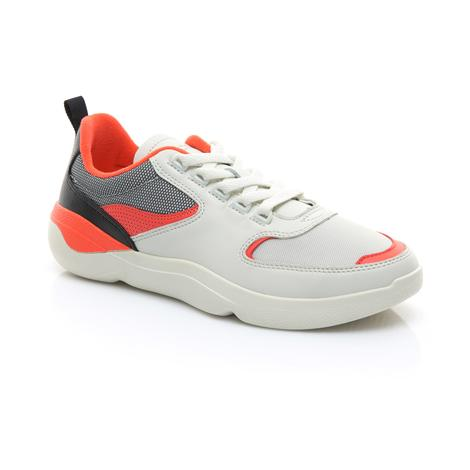 Lacoste Erkek Bej-Turuncu Wildcard 219 1 Spor Ayakkabı