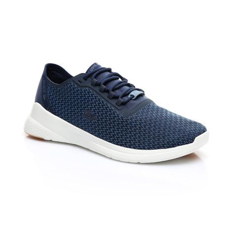 Lacoste Erkek Lacivert - Bej LT Fit 119 3 Spor Ayakkabı