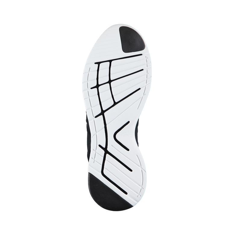 Lacoste Erkek Siyah - Beyaz LT Fit Sock 119 2 Spor Ayakkabı