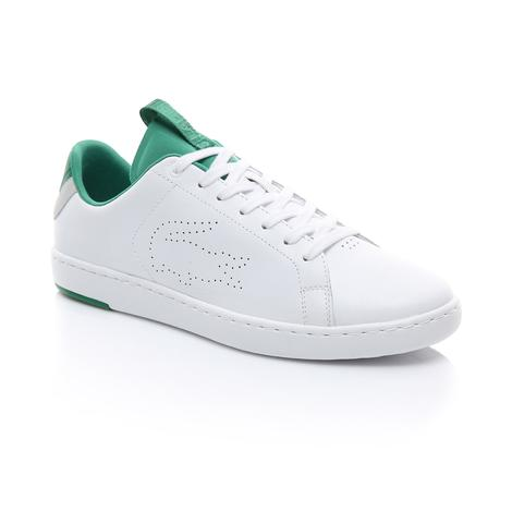 Lacoste Erkek Beyaz - Yeşil Carnaby Evo Light-Wt 1191 Spor Ayakkabı
