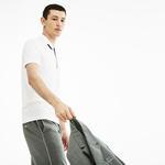 Lacoste Motion Erkek Slim Fit Beyaz Kısa Kollu Polo