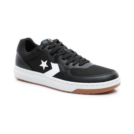 Converse Rival Leather Erkek Siyah Sneaker