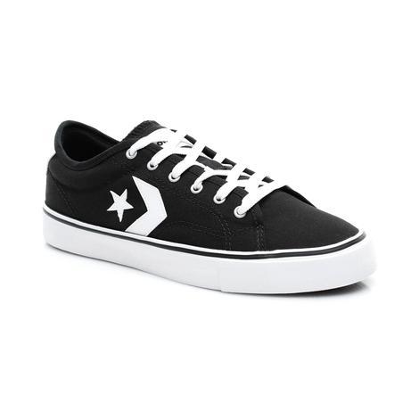 Converse Star Replay Star Of The Show Erkek Siyah Sneaker