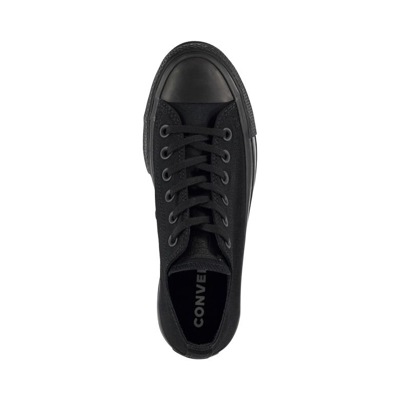 Converse Chuck Taylor All Star Clean High Lift Kadın Siyah Sneaker