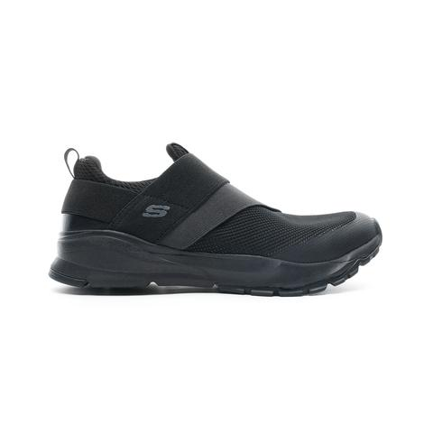 Skechers Relven Crossen Erkek Siyah Sneaker