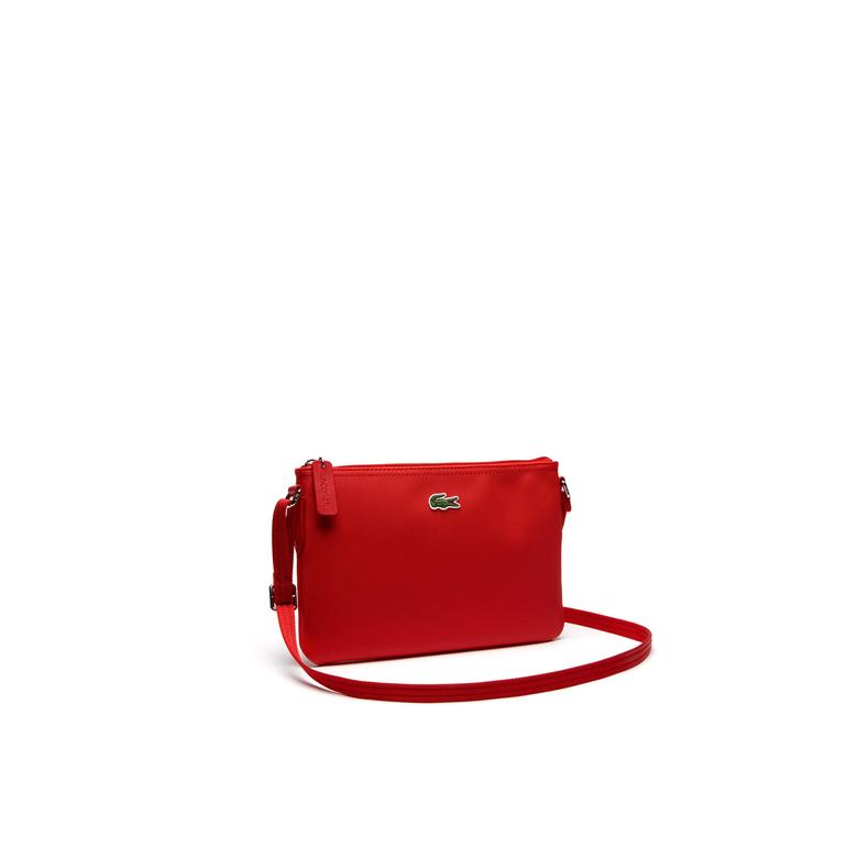 L.12.12 Concept Kırmızı Kadın Çanta