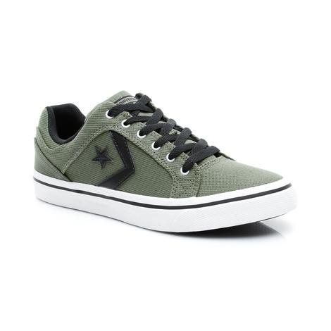 Converse El Distrito Star Eclipse Erkek Yeşil Sneaker