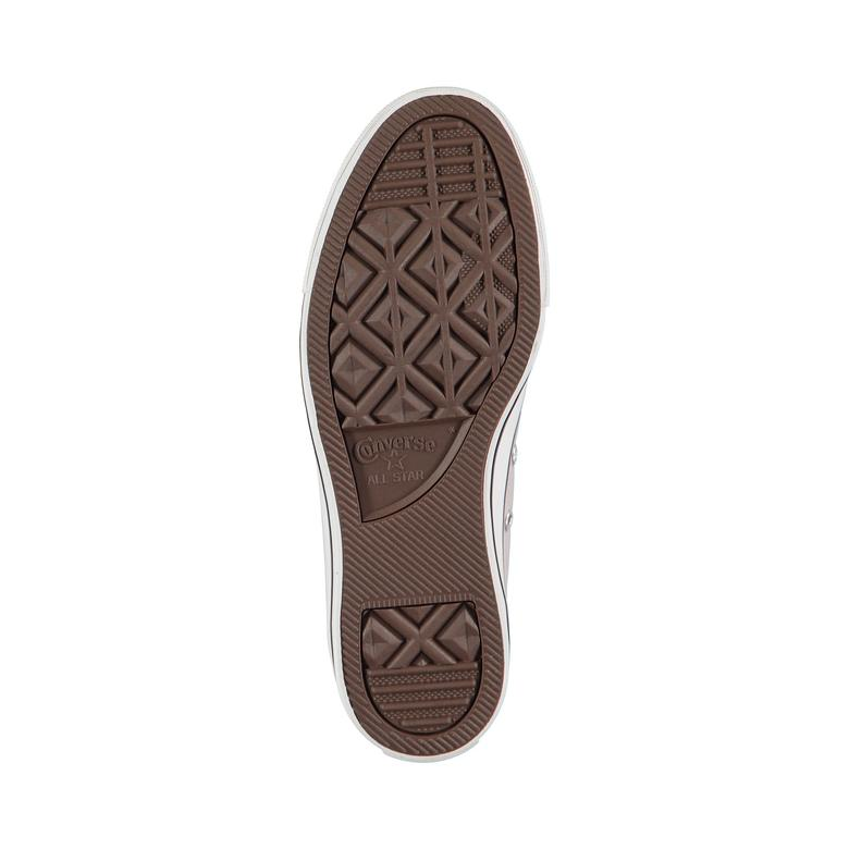 Converse Chuck Taylor All Star Seasonal Kadın Bej Sneaker