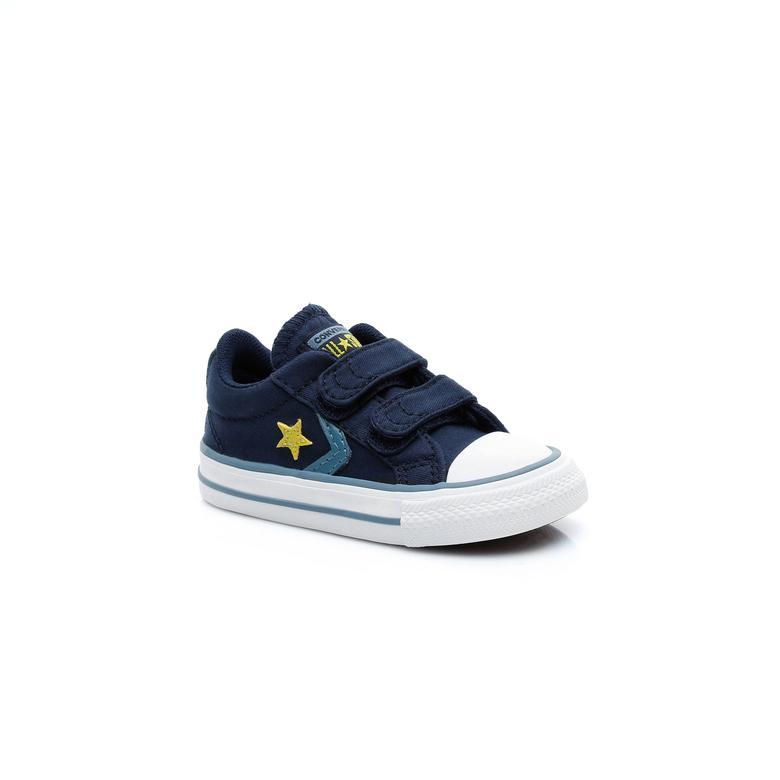 Converse Star Player 2V Çocuk Lacivert Sneaker