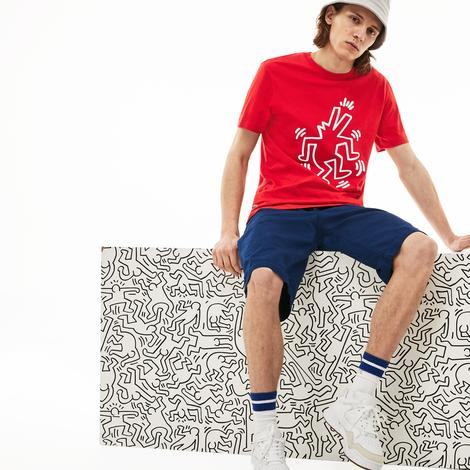 Lacoste Erkek Kırmızı T-Shirt
