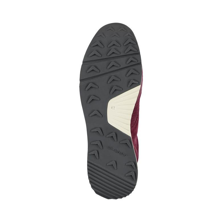 Gant Russell Erkek Bordo Ayakkabı