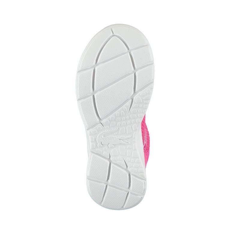 Lacoste Çocuk Koyu Pembe - Beyaz LT Dash 119 1 Spor Ayakkabı