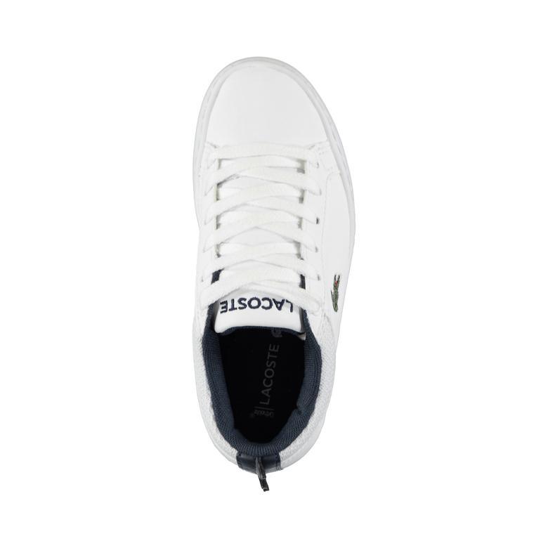 Lacoste Çocuk Beyaz - Lacivert Straightset 119 1 Casual Ayakkabı