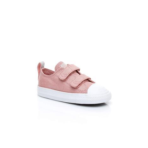 Converse Chuck Taylor All Star V Çocuk Pembe Sneaker