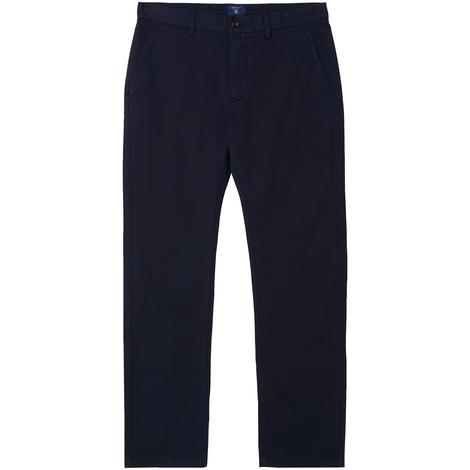 Gant Erkek Comfort Chino Lacivert Pantolon