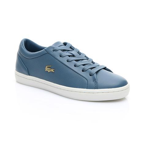 Lacoste Kadın Mavi Straightset 119 2 Casual Ayakkabı