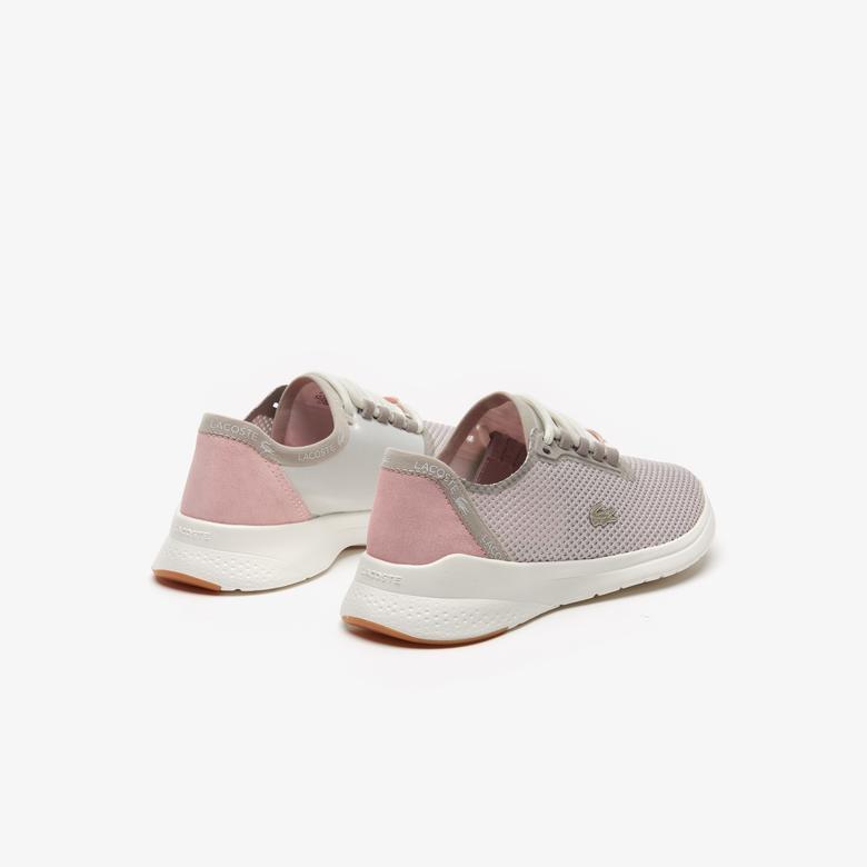 Lacoste Kadın Gri-Pembe Ayakkabı