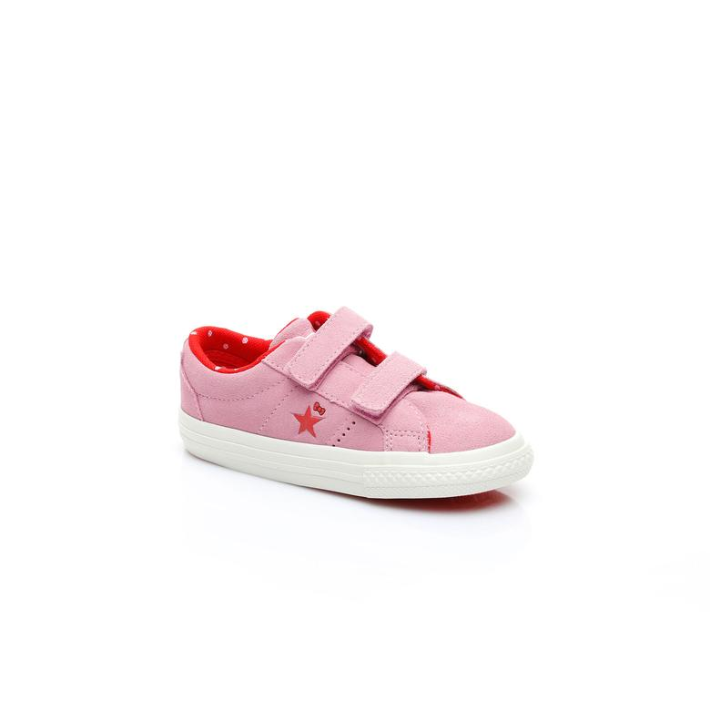 Converse x Hello Kitty Çocuk Pembe Sneaker