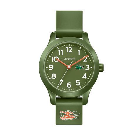 Lacoste X Keith Haring Çocuk Yeşil Saat