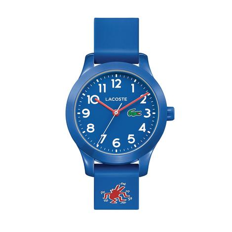 Lacoste X Keith Haring Çocuk Mavi Saat