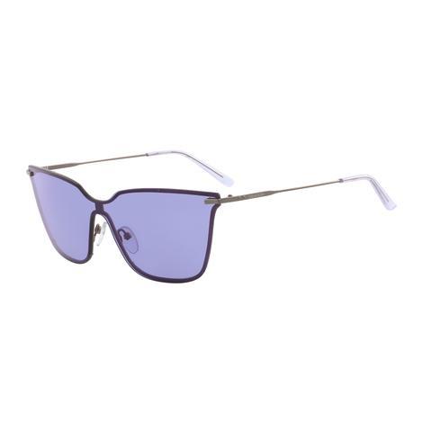 Calvin Klein Unisex Mor Gözlük